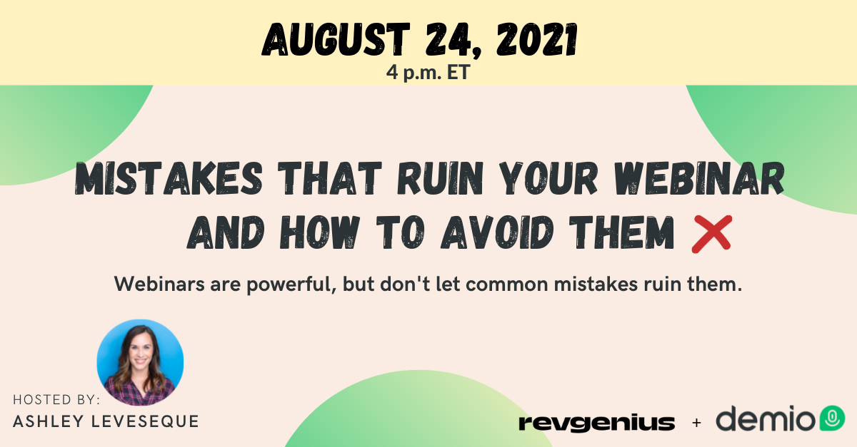 Hubspot Banner- Mistakes That Ruin Your Webinar and how to Avoid Them-3